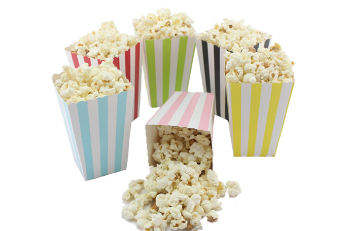 Pop Corn Boxes