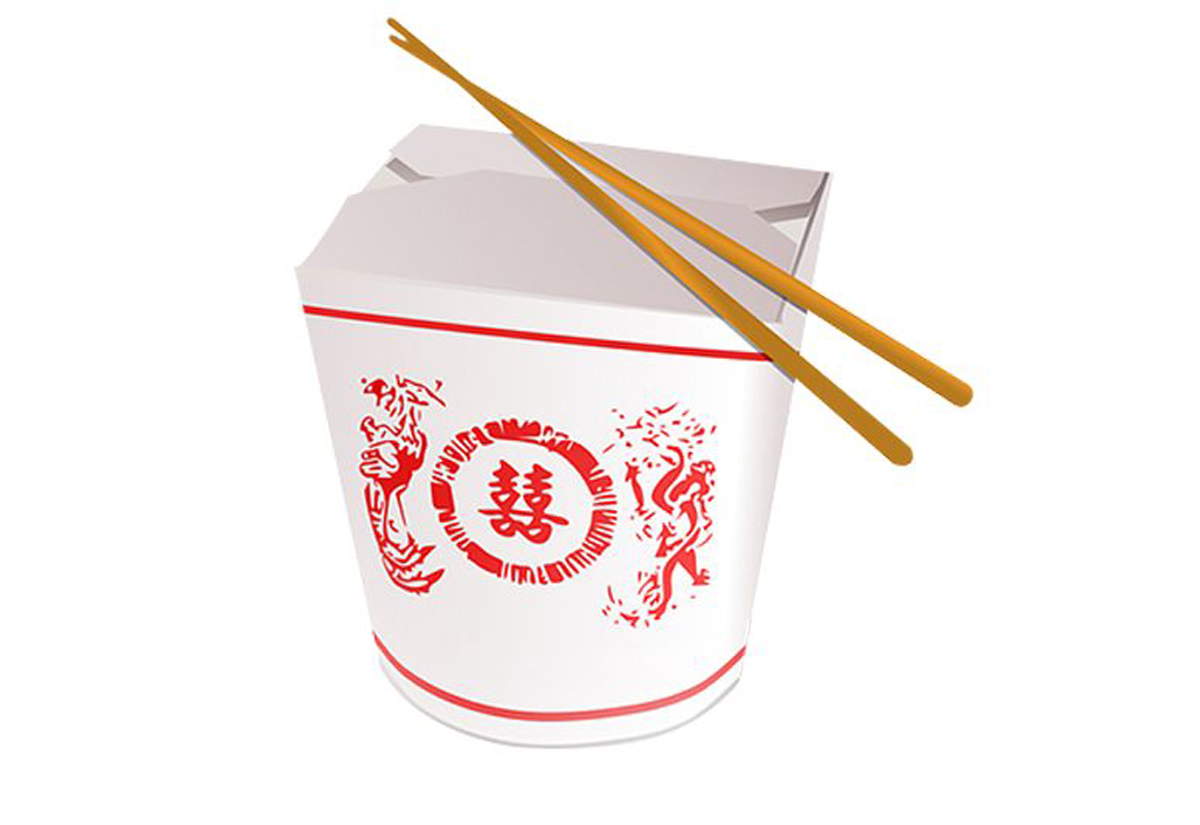 Chinese Food Box