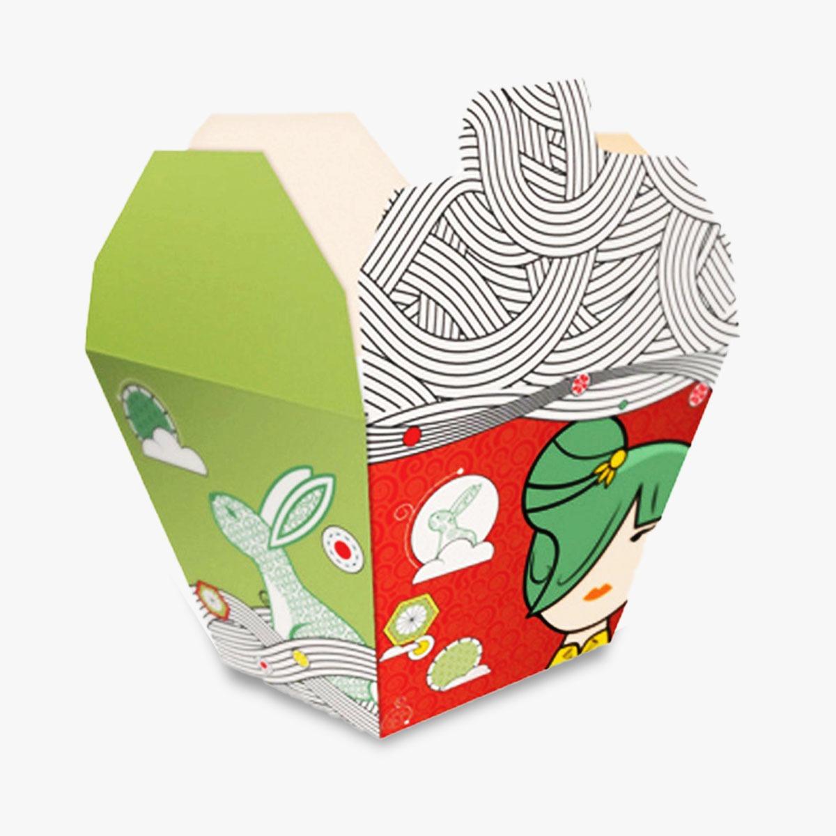 Chinese Takeout Box