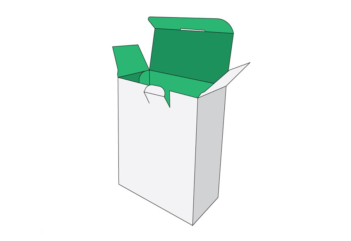 Reverse T End Boxes