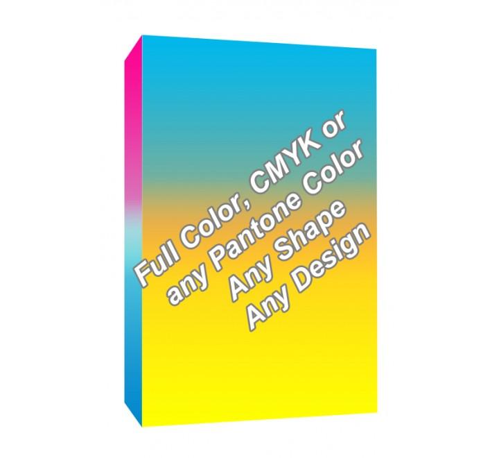 Full Color - Fish Oil Packaging