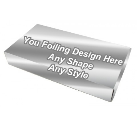 Silver Foiling - Candy Boxes