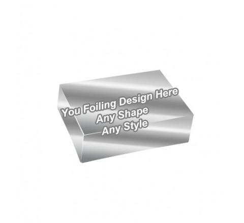 Silver Foiling - Four Corner Cake Boxes